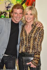The tv personality, 56, opened up on this morning about the. Anthea Turner Says She Clung To Her Previous Marriages Because She Was Afraid Of Being Alone