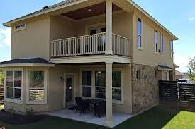 new homes in round rock tx at villas at university park