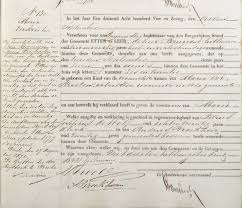 How To Order My Own Birth Certificate From The Netherlands