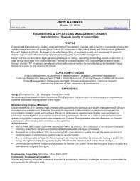 Sample Resume Supplier Quality Assurance Best Quality Engineer