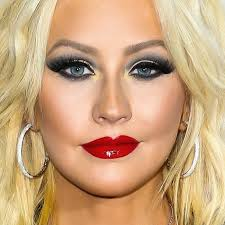 christina aguilera how the most beautiful women in the world look without makeup