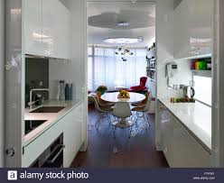Kitchen Diner Kitchen Diner In Compass Court Apartment Shad Thames London
