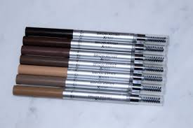 <b>L'Oreal Brow Artist</b> Xpert Brow Pencil Review - All Shade Swatches