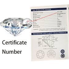 2019 Round Brilliant Cut 1 5 Carat 7 5mm D Color Moissanite Loose Stone Certificate Vs1 Excellent Cut Grade Test Positive Lab Diamond From Haoyunduo