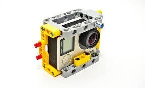 Lego Digital Camera : Lego technic gopro studio mindstorms amp model team