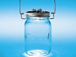 lighting in a jar. There Are All Kinds Of Awesome Sustainable Lighting Projects Illuminating The Planet These Days But We Have Developed A New Soft Spot For Consol Solar In Jar