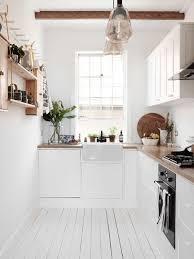 Scandinavian Wite Kitchen Decorations