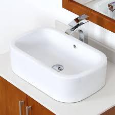 kohler glass sink elite ceramic bathroom sink with unique rectangle design bathroom sinks stone bathroom sink kohler glass sink