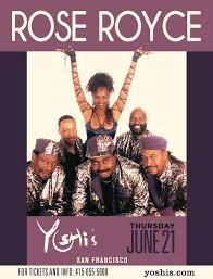 Afbeeldingsresultaat voor Rose Royce