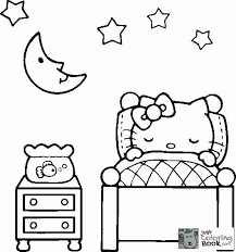 The hello kitty printables and coloring pages below have great illustrations for every letter. Pin Di Cat Coloring Pages