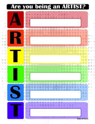 classroom rules template visual arts classroom rules template and example by atomic art teacher