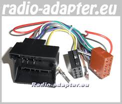 skoda wiring harness adapter radio install wire harness car skoda suberb 2002 onwards car radio wiring harness wire iso lead