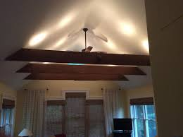 lighting for beams. Johnson39s Addition Dragonfly Builders Lighting For Beams
