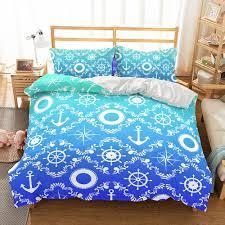 Blue Pattern Duvet Cover Amazing Decorating Design