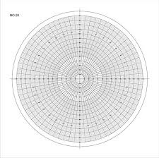 Mitutoyo Optical Comparator Overlay Charts Optical Comparator Chart For Profile Projector Overlay Chart