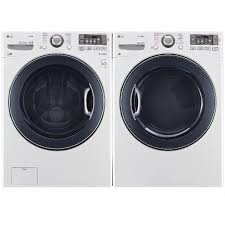 washing machine and dryer lg. Fine And White76999 KIT LG Front Load Washer And Dryer Set  White Gas To Washing Machine And Lg
