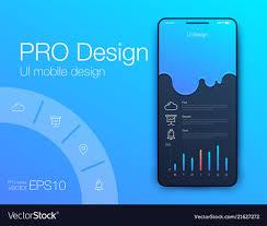 Material Design Stock Images Weather Ui Material Design Stock