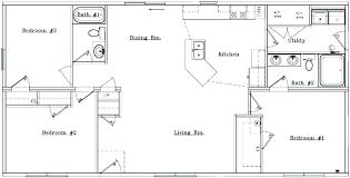 rectangular home plans 3 bedroom ranch house plans unique ranch house plans ranch style house plans