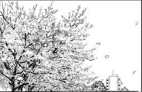 漫画の描き方 背景木の描き方のコツをつかもう漫画の描き方 Atoz