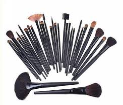 2016 free ship professional makeup brushes make up cosmetic brush set kit tool roll up case brush sets makeup from integrity178 13 2 dhgate