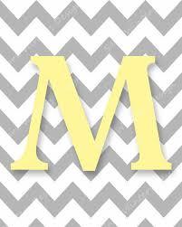 Printable Chevron Letters Chevron M Images Reverse Search