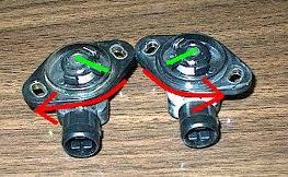 the official honda tps wiring and calibration th honda tech for a replacement sensor you must get a tps for the dpfi setup because the others will not work directly others have disassembled the sensors and talked