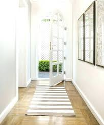 small round entryway rugs entry rug size of way ideas front door