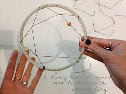 Dream Catcher Patterns Step By Step Custom How To Make A Vegan Dream Catcher The Goods