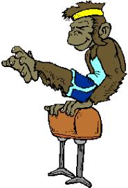 Image result for gymnast cartoons