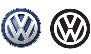 Design My Own Car Emblem Vw Is Changing Its Logo For The First Time Since 2000 But
