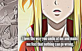 Fairy Tail Love Quotes