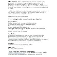 Drafter Resume Autocad Drafter Cover Letter Sample Need Help With Anything
