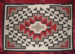 Navajo designs patterns Printable Navajo Rug Klagetoh Design Always Has Grey Background With Red Accents And Black And Etsy Photogallery us National Park Service