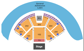 Gorge Amphitheater Seating Chart Gorge Amphitheatre Seating Chart Gorge Amphitheatre