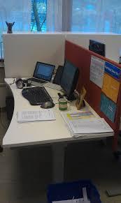 my office desk. my office desk, the final version | by miromurr desk k