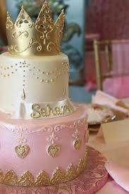 Princess Aurora Party Desserts Cake Dream Princess Party In