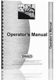 john deere tractor owners operators manual book maintenance john deere 820 tractor operators manual s n 820000 8203099