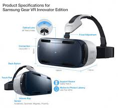 samsung virtual reality headset. product-specifications-for-samsung-gear-vr-innovator-edition3 samsung virtual reality headset n