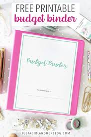 Home Finance Bill Organizer 2015 Budget Binder For 2020 With Free Printables Abby Lawson