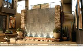 indoor wall water fountains large size of in idea 19