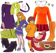 daphne and velma scooby doo costume ideas