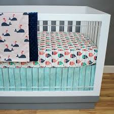 c and mint baby bedding c navy mint green pink baby bedding crib set by c c and mint baby bedding