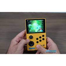 Máy Chơi Game Retroid Pocket Hệ Điều Hành Android/Linux Tích hợp 3000+ Games  PSP/PS1/N64/Arcade... giá cạnh tranh