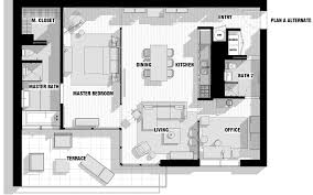apartment floor plan design. Apartments Floor Plans Design Inspiring Worthy Modern Apartment Two Bedroom Plan N