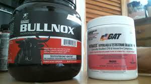 best pre workouts betan court nutrition bullnox vs gat nitraflex testosterone enhancer pre workout you