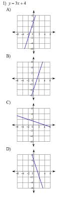 graphing linear equations worksheets