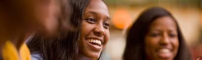 applying to spelman smiling students