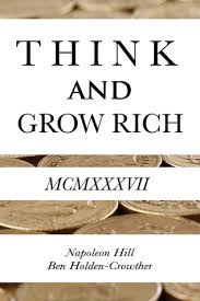 Think And Grow Rich Quotes Classy Think And Grow Rich By Napoleon Hill