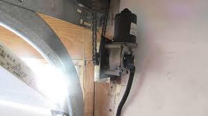 side mount garage door opener diy