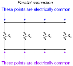 lessons in electric circuits volume i dc chapter  series and parallel circuits